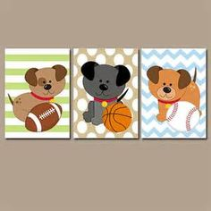 Murals for baby basketball nursery - Bing images