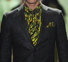 patternprints journal: PRINTS, PATTERNS, TEXTURES AND TEXTILE SURFACES FROM MENSWEAR S/S 2016 COLLECTIONS / Richard James.