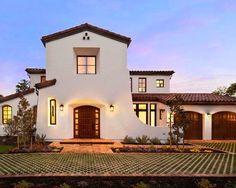 Fachadas de casas: Mediterranea - I                                                                                                                                                     Más