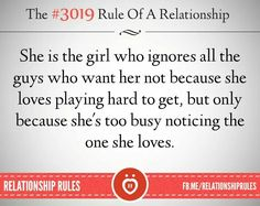 Relationship Rules #3019