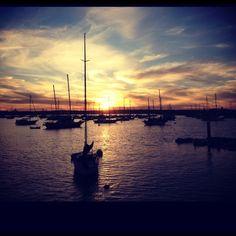 San Diego downtown harbor