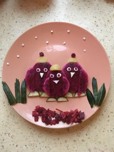 Planet Crafts, Food Decoration, Cute Food, Kids Meals, Cool Kids, Panna Cotta, Foods, Snacks, Ethnic Recipes