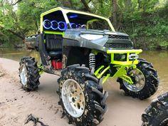 Can Am Atv, Polaris Utv, Polaris Ranger Crew, Atv Four Wheelers, Country Girl Quotes, Outdoor Toys, Dirtbikes, Street Bikes, Go Kart