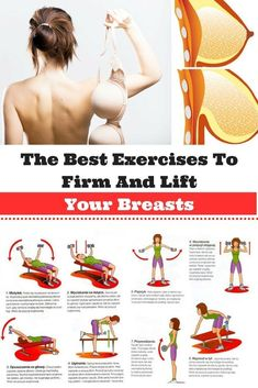 Exercise Inspiration: The Best Exercises To Firm And Lift Your Breasts
