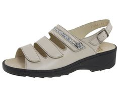 Click to see the Maggie 3 strap Softline Sandal.
