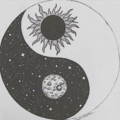 Image result for yin yang tattoo designs