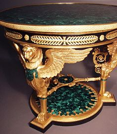 Antique Russian Table
