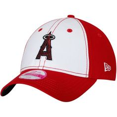 a9d2dcba1ec Los Angeles Angels  47 Groveland Franchise Fitted Hat - Black ...