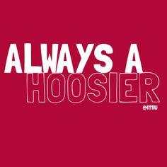 #Hoosier #IU