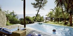 Private Pool Bungalow, Eagles Palace Hotel & Spa, Halkidiki, Greece