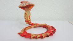 TUTORIAL 4 - 3D Origami Snake