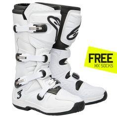 Gaerne SGJ Kids Motocross Boot Spares