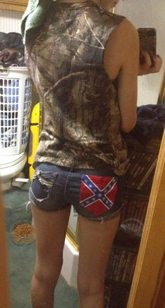 Camo, cutoff, shorts, rebel, camo phone case, love!
