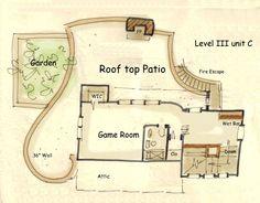 Fairy Tale Floor Plans | Fantasy House Plan Hansel