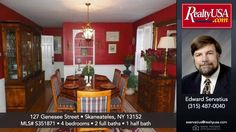 Homes for sale 127 Genesee Street Skaneateles NY 13152  RealtyUSA