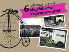 6 abgefahrene Transportmittel   Utopia.de
