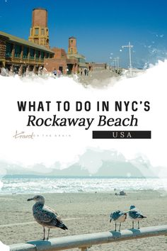 There are many things you can see in Rockaway Beach - even during off season. Here's a selection.