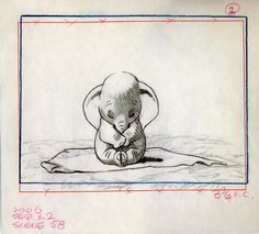 dumbo character design - Google Search