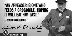 Quote: Winston Churchill — The Patriot Post