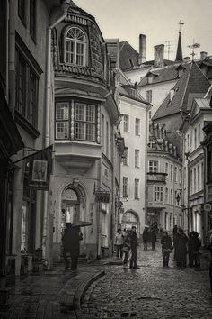 Old town - Tallinn - Estonia