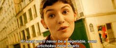 And a cutting comeback.   22 Ways To Turn Your Life Into Amélie's Life