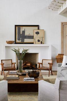 Living Room Inspiration, Interior Design Inspiration, Home Decor Inspiration, Home Living Room, Living Room Decor, Living Spaces, Living Room Designs, Minimalism Living, Vogue Living