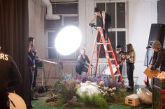 Behind the scenes with Lindsay Adler and Flixel creating a cinemgraph