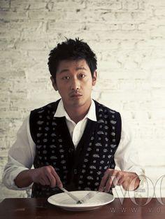 Ha Jung Woo   하정우   D.O.B 11/3/1979 (Pisces)