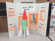 """The words """"Science Fair"""" can strike fear in the heart of parents, but here are over 75 Science Fair ideas to take the sting out of the project 2nd Grade Science Projects, Cool Science Fair Projects, Second Grade Science, Middle School Science, Science For Kids, Biology Projects, Science Fair Experiments, Science Biology, Science Classroom Decorations"""