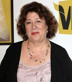 Margo Martindale. She is such an amazing actress and she is the sweetest person you can ever meet.
