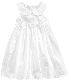 Bonnie Jean Girls Dress, Little Girls Peter Pan Collar Dress - Kids Shop All Girls - Macy's