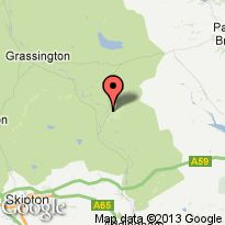 Howgill Farm Caravans, Howgill Farm, Barden, near Bolton Abbey, Yorkshire Dales.  Pet friendly