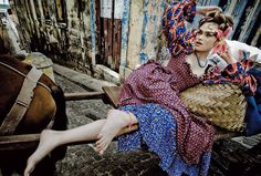 Beautiful editorial and awesome print inspiration