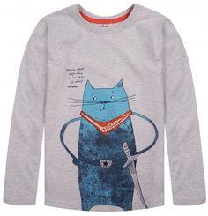 Ubranka dla chłopca: http://endo.pl/dla-chlopca  Endo ubranka dla dzieci  T-shirt dla chłopca C52G141_1