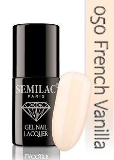 Semilac 050 French Vanilla UV&LED Nagellack. Auch ohne Nagelstudio bis zu 3 WOCHEN perfekte Nägel!