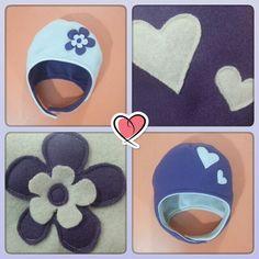 Cappellino Flower&Harts ♡