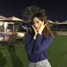 Doyeon of Weki Meki Korean Girl, Asian Girl, My Girl, Cool Girl, Kim Doyeon, Mode Kpop, K Idol, Just Girl Things, How To Pose