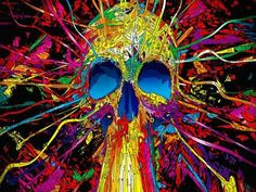 the most wide range of psychedelic posters out there.psychedelic art in its best form.top quality and the most unique and interesting colors in the psychedelic world. Artistic Wallpaper, Trippy Wallpaper, Skull Wallpaper, Colorful Wallpaper, Wallpaper Wallpapers, Graffiti Wallpaper, Mobile Wallpaper, Colorful Backgrounds, Trippy Gif