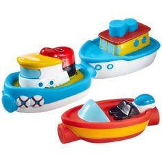 Bathtime Boats