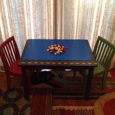 DIY Lego Table :)
