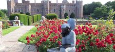 Gardens & Grounds of Herstmonceux Castle