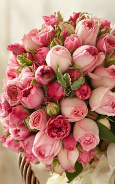 Pink rose ....buds bouquet