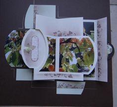#Azza #Sjablonen #Gabarits #Stencils #Scrapbooking #Pages animée