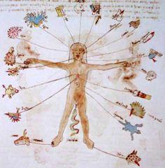 Aztec Concepts of the Human Body Aztec Symbols, Medical Astrology, Mesoamerican, Zine, Human Body, Cosmos, Mythology, Concept, History