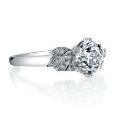 Vintage Engagement Ring on HowHeAsked's Ring Finder