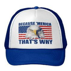 Cover your head with a customizable American Flag hat from Zazzle! Shop from baseball caps to trucker hats to add an extra touch to your look! Funny Hats, Susa, Custom Hats, Champs, World War, American Flag, Gifts For Mom, Royal Blue, Baseball Hats