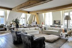 French family room