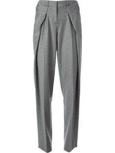Maison Margiela wide leg origami trousers