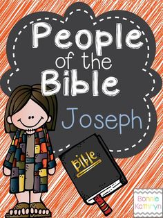 Enjoy this fun way to teach your students more about the Bible. This week long mini unit will help your students learn the story of Joseph from being sold into slavery to ruling in Egypt. This unit will cover key themes. The fun activities will reinforce the material taught. This is a simple print and go unit. All the information you need is already in the unit. Of course you will need your Bible too! :-)