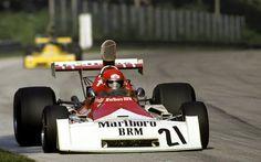 1973 Niki Lauda, Marlboro BRM Team, BRM P160E BRM